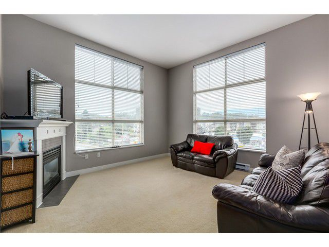 Main Photo: # 413 2478 SHAUGHNESSY ST in Port Coquitlam: Central Pt Coquitlam Condo for sale : MLS®# V1085384
