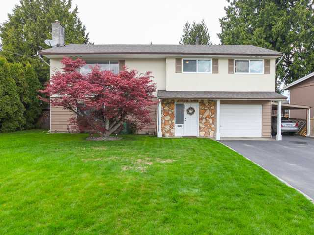 Main Photo: 2045 ROUTLEY AV in Port Coquitlam: Lower Mary Hill House for sale : MLS®# V1115211