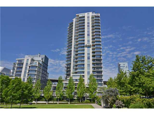 Main Photo: # 1206 638 BEACH CR in Vancouver: Yaletown Condo for sale (Vancouver West)  : MLS®# V1125146