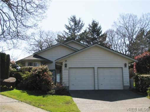 Main Photo: 1553 Marcola Place in VICTORIA: SE Mt Doug Single Family Detached for sale (Saanich East)  : MLS®# 321283