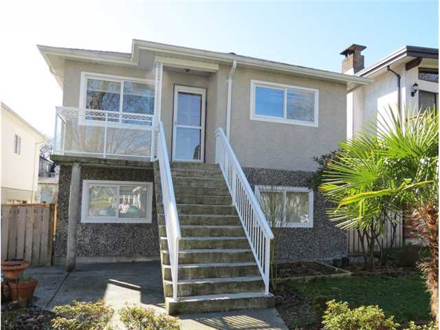Main Photo: 2268 VENABLES Street in Vancouver: Grandview VE House for sale (Vancouver East)  : MLS®# V1006233