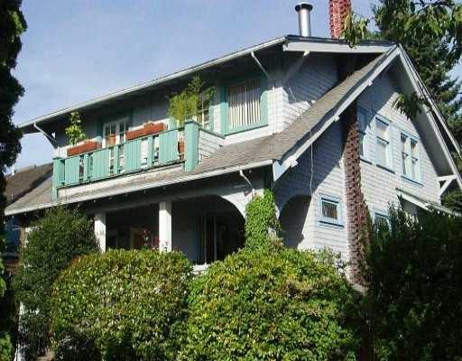 Main Photo: 2130 COLLINGWOOD ST in : Kitsilano House Triplex for sale : MLS®# V515917
