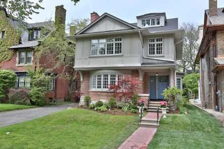 Main Photo: 58 Chestnut Park Rd in Toronto: Rosedale-Moore Park Freehold for sale (Toronto C09)