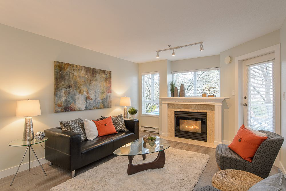 Main Photo: 207 1738 FRANCES STREET in Vancouver: Hastings Condo for sale (Vancouver East)  : MLS®# R2026202