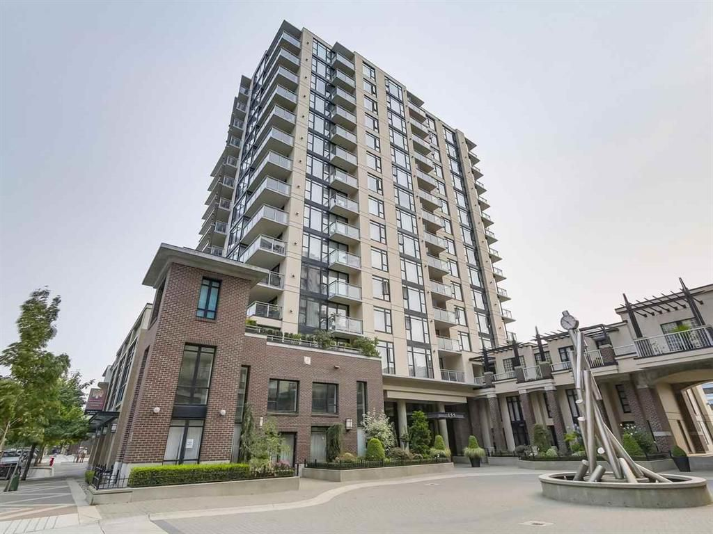 Main Photo: 1207 155 W 1ST Street in North Vancouver: Lower Lonsdale Condo for sale : MLS®# R2273068