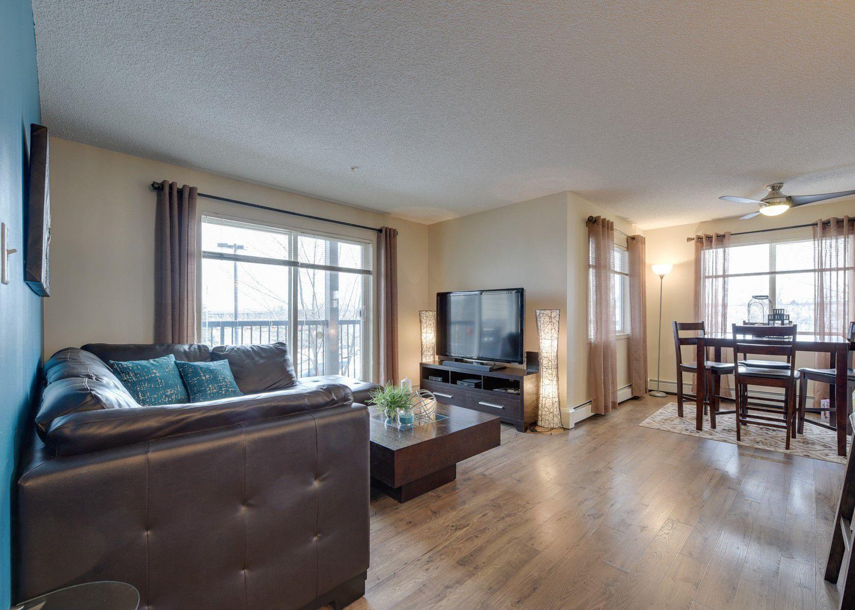 Main Photo: 217 1180 Hyndman Road: Edmonton Condo  : MLS®# E4138342