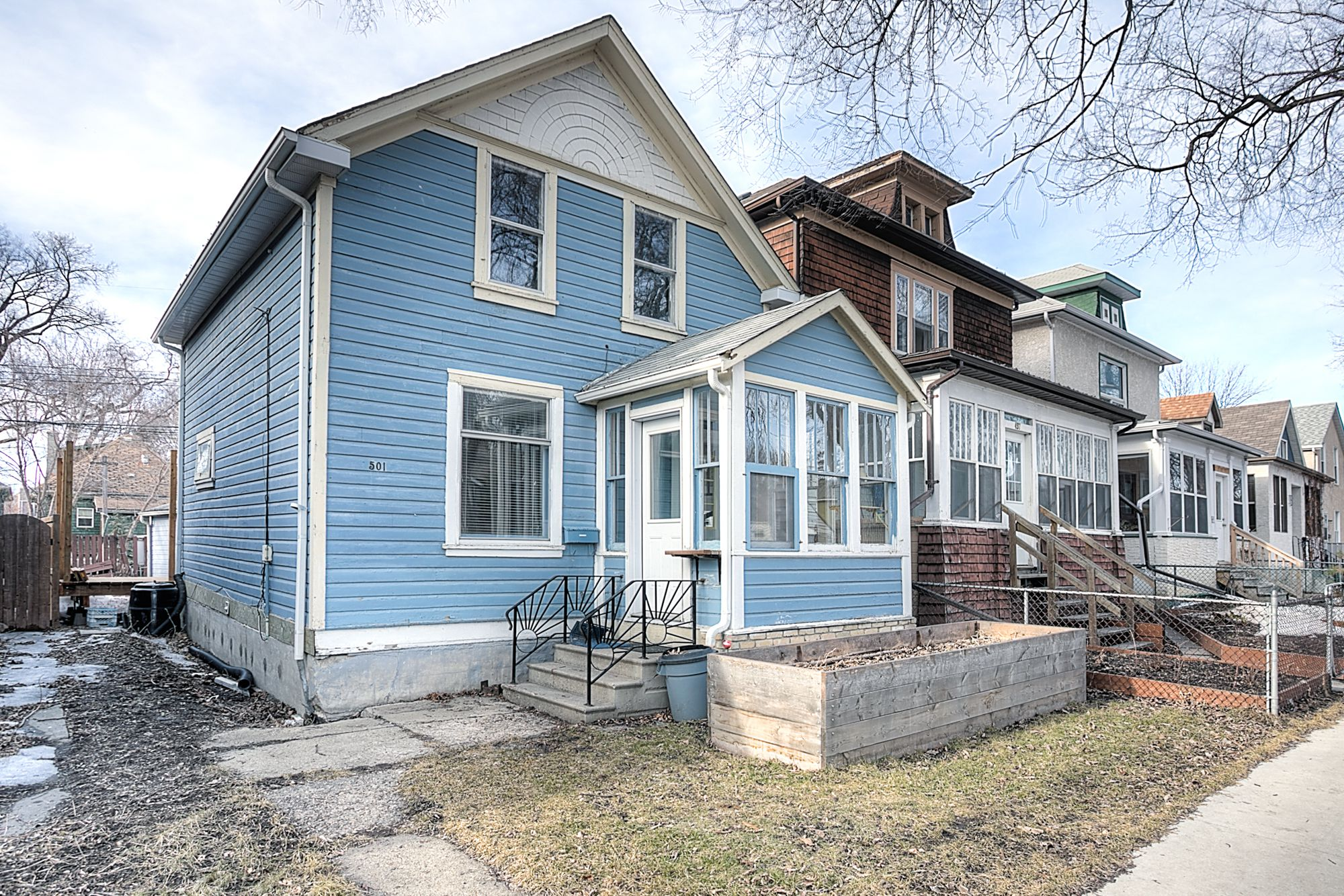 Main Photo: 501 Rathgar Avenue in Winnipeg: Lord Roberts Single Family Detached for sale (1Aw)  : MLS®# 1908482