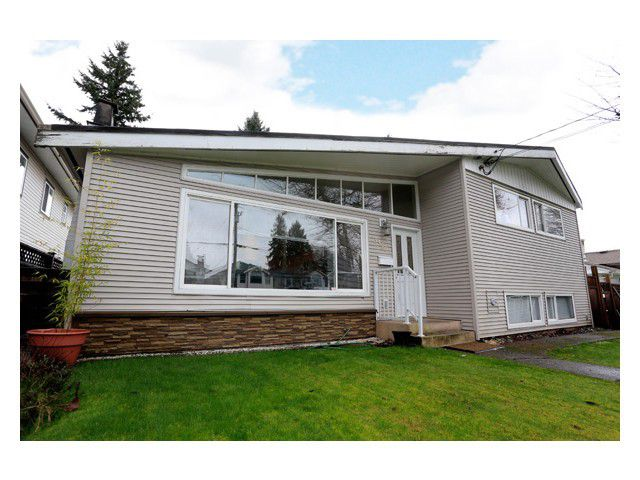 Main Photo: 3376 RALEIGH Street in Port Coquitlam: Woodland Acres PQ House for sale : MLS®# V993541