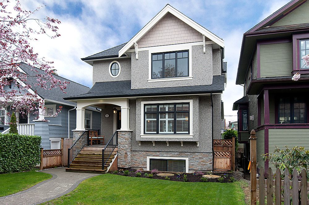 Main Photo: 566 W 19TH AV in Vancouver: Cambie House for sale (Vancouver West)  : MLS®# V1000675