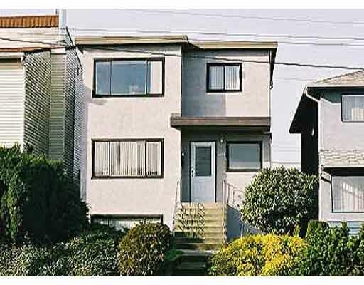 Main Photo: 4673 FRASER ST in : Fraser VE House Triplex for sale : MLS®# V276586