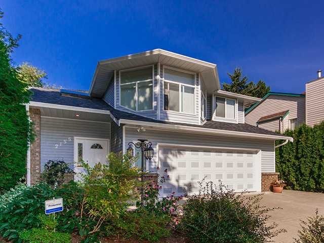 Main Photo: 2155 156TH ST in SURREY: King George Corridor House for sale (South Surrey White Rock)  : MLS®# F1319781