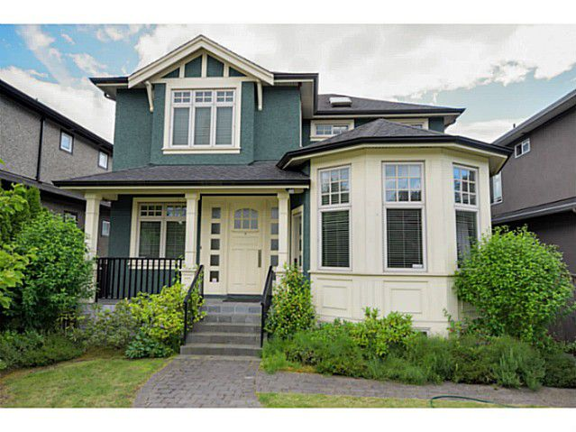 Main Photo: 2818 W 18TH Avenue in Vancouver: Arbutus House for sale (Vancouver West)  : MLS®# V1074008