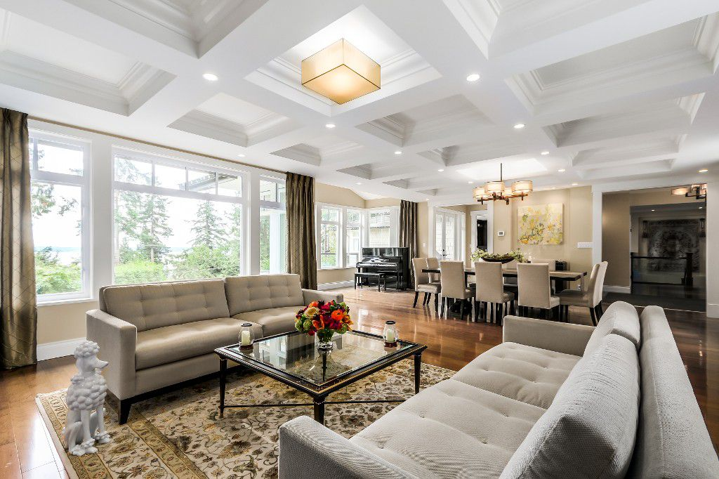 Main Photo: 3082 Spencer Place in West Vancouver: Altamont House for sale