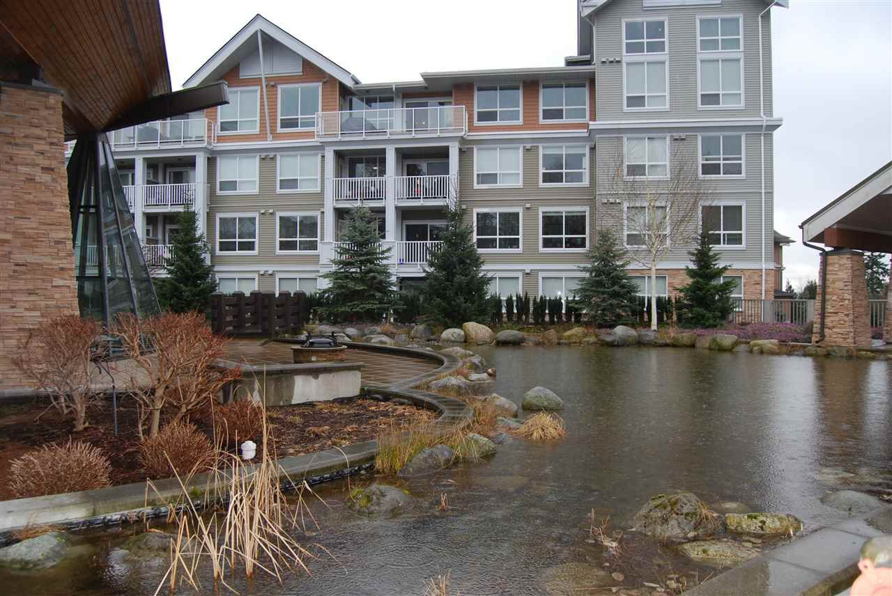 Main Photo: 106 6450 194 STREET in Surrey: Clayton Condo for sale (Cloverdale)  : MLS®# R2140130