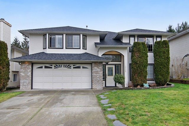 Main Photo: 12340 231B STREET in Maple Ridge: East Central House for sale : MLS®# R2025972