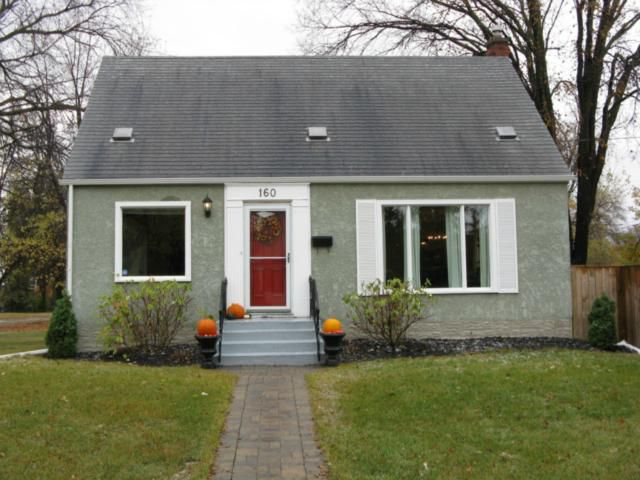 Main Photo: 160 Coniston Street in WINNIPEG: St Boniface Residential for sale (South East Winnipeg)  : MLS®# 1220989