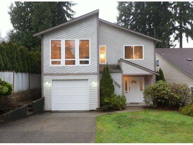 Main Photo: 11905 STAPLES Crest in Delta: Sunshine Hills Woods House for sale (N. Delta)  : MLS®# F1300163
