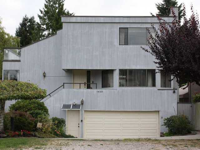 Main Photo: 1450 SASAMAT ST in : Point Grey House for sale : MLS®# V924103