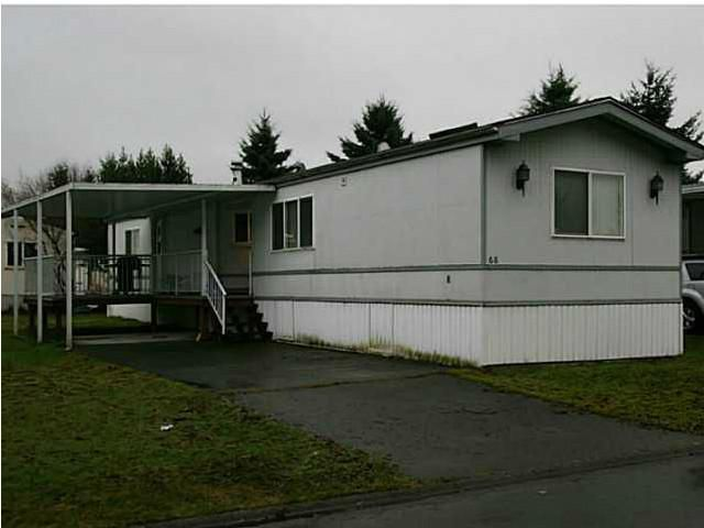 "Main Photo: 68 145 KING EDWARD Street in Coquitlam: Maillardville Manufactured Home for sale in ""MILL CREEK"" : MLS®# V1016125"