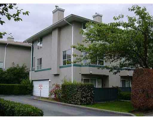 Main Photo: 12 3476 COAST MERIDIAN RD in Port_Coquitlam: Lincoln Park PQ Townhouse for sale (Port Coquitlam)  : MLS®# V402385
