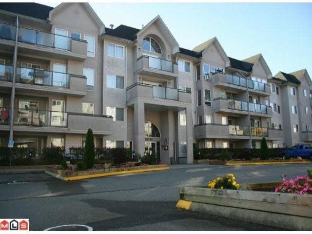 "Main Photo: 313 33728 KING Road in Abbotsford: Poplar Condo for sale in ""COLLEGE PARK PLACE"" : MLS®# F1418538"