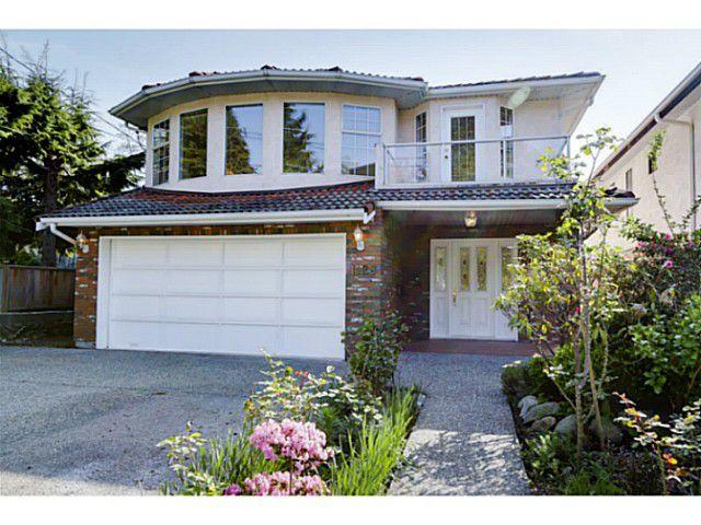Main Photo: 1128 DUTHIE AV in Burnaby: Simon Fraser Univer. House for sale (Burnaby North)  : MLS®# V1121101