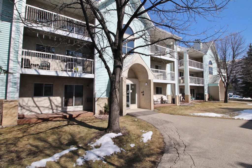 Main Photo: 3106-491 Thompson Drive, Winnipeg