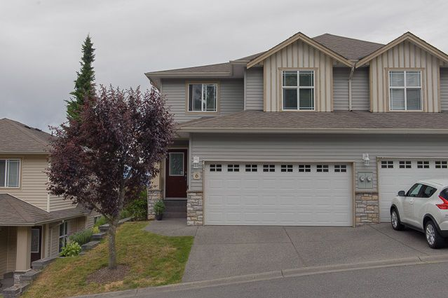 Main Photo: 6 46906 RUSSELL ROAD in Chilliwack: Promontory Townhouse for sale (Sardis)  : MLS®# R2068069