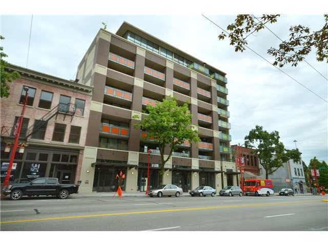 Main Photo: 605 718 MAIN STREET in : Mount Pleasant VE Condo for sale : MLS®# V912572