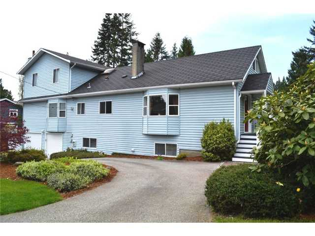 Main Photo: 1695 RALPH Street in North Vancouver: Lynn Valley House for sale : MLS®# V949161