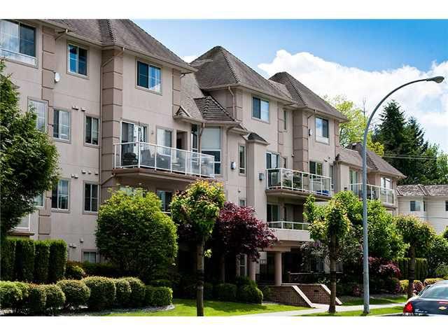 Main Photo: 207 3128 FLINT Street in Port Coquitlam: Glenwood PQ Condo for sale : MLS®# V1007764