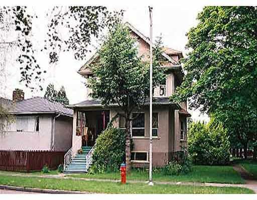 Main Photo: 95 E 17TH AV in : Main House Fourplex for sale : MLS®# V243412
