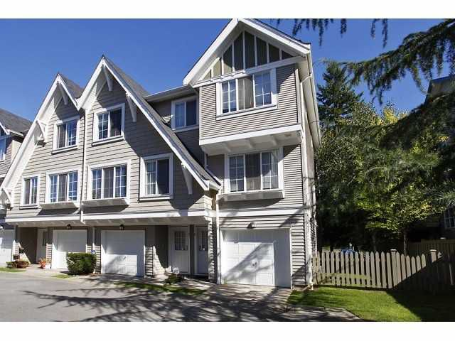 Main Photo: # 7 8775 161ST ST in Surrey: Fleetwood Tynehead Condo for sale : MLS®# F1327333