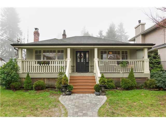 Main Photo: 1945 PEMBERTON AV in North Vancouver: Pemberton Heights House for sale : MLS®# V1099810