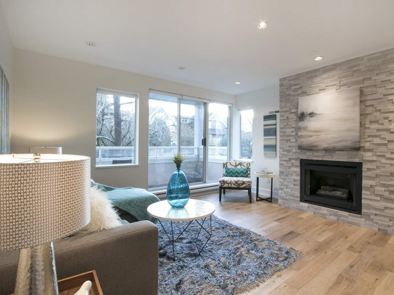 Main Photo: 204 1845 W 7TH AVENUE in Vancouver: Kitsilano Condo for sale (Vancouver West)  : MLS®# R2030006