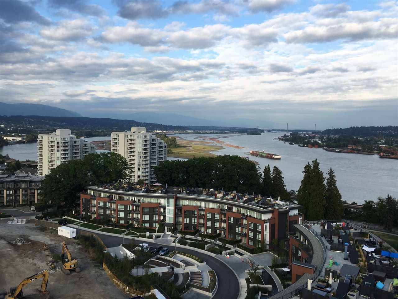 Main Photo: 1104 15 E ROYAL AVENUE in New Westminster: Fraserview NW Condo for sale : MLS®# R2099500