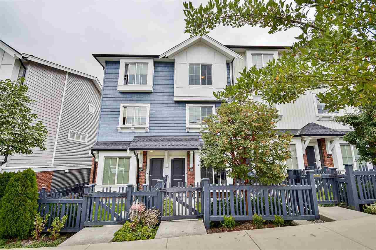 Main Photo: 14833 61 Avenue in : Sullivan Station Townhouse for sale (Surrey)