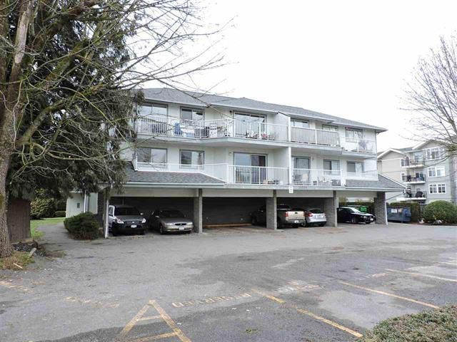 Main Photo: #103 33225 Old Yale Rd. in Abbotsford: Central Abbotsford Condo for rent