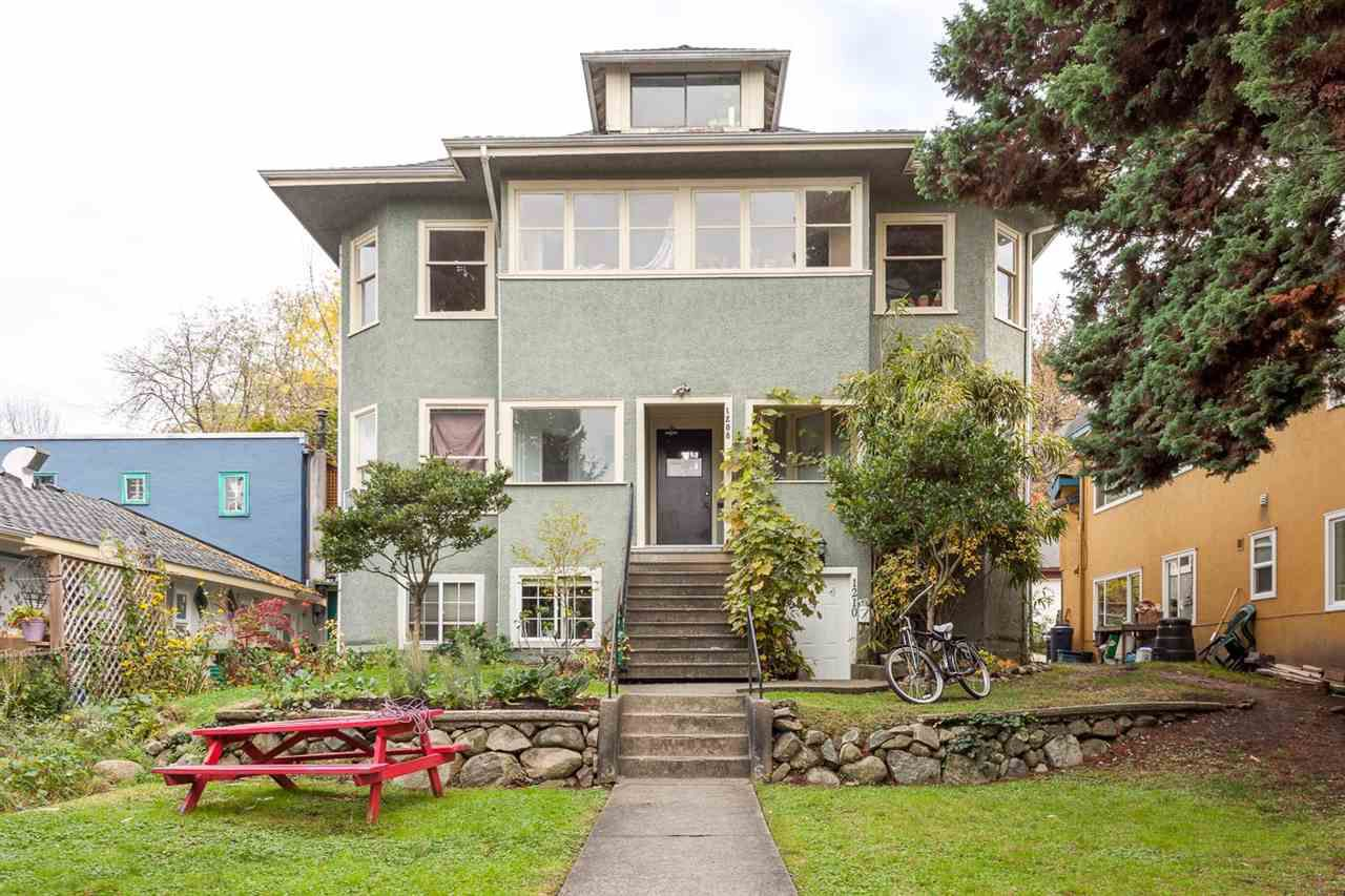 Main Photo: 1208-1210 SALSBURY DRIVE in Vancouver: Grandview Woodland House for sale (Vancouver East)  : MLS®# R2386884