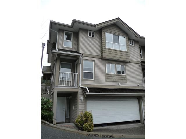 """Main Photo: 1 241 PARKSIDE Drive in Port Moody: Heritage Mountain Townhouse for sale in """"PINEHURST"""" : MLS®# V934387"""