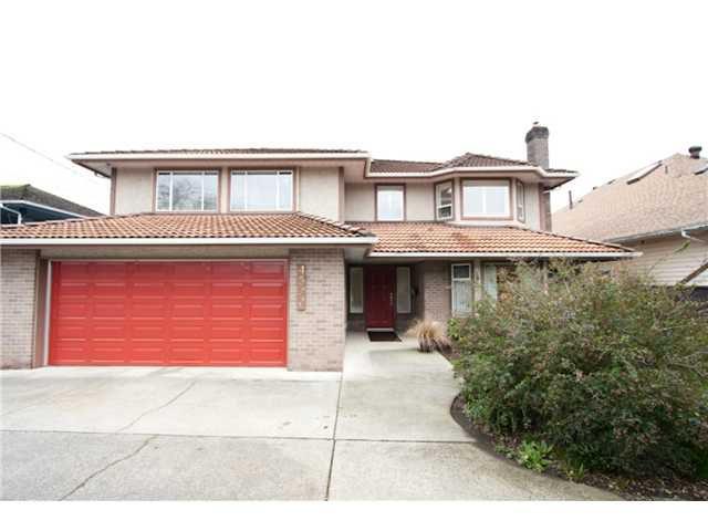 Main Photo: 4520 WILLIAMS Road in Richmond: Steveston North House for sale : MLS®# V1001747
