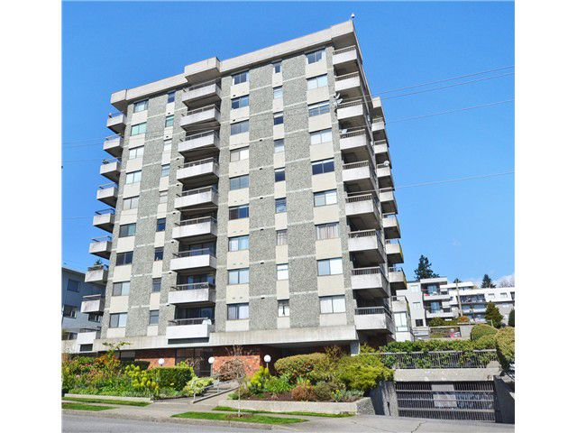 """Main Photo: 503 47 AGNES Street in New Westminster: Downtown NW Condo for sale in """"FRASER HOUSE"""" : MLS®# V1002281"""