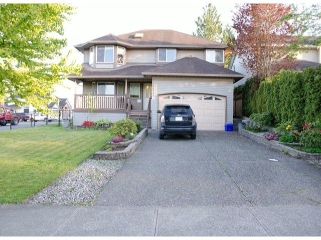 Main Photo: 27026 26A Avenue in Langley: Aldergrove Langley House for sale : MLS®# F1314530