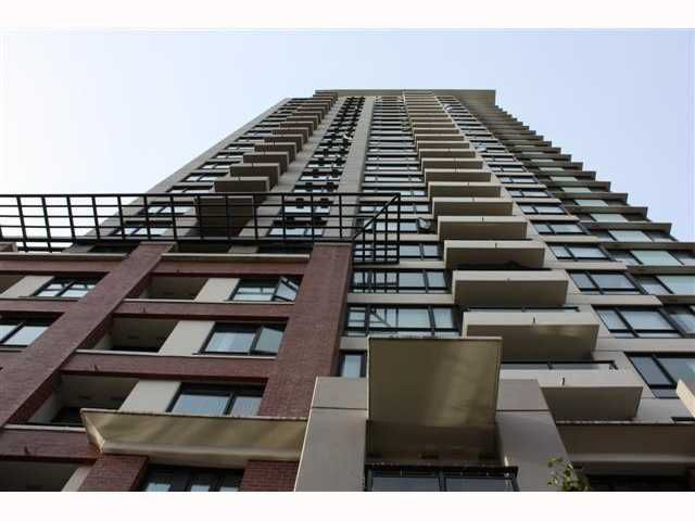 Main Photo: 1901 977 Mainland Street in Vancouver: Condo for sale : MLS®# V793502