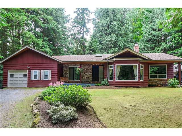 Main Photo: 12147 Rothsay Street in Maple Ridge: Northeast House for sale : MLS®# V1076693
