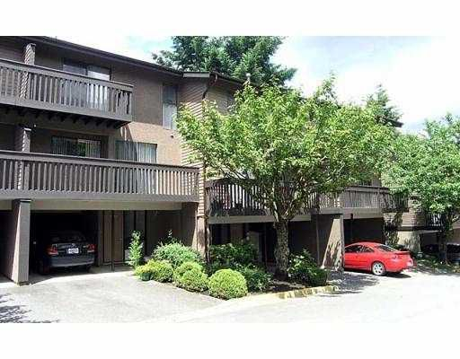 "Main Photo: 2925 ARGO PL in Burnaby: Simon Fraser Hills Townhouse for sale in ""ARGO PLACE"" (Burnaby North)  : MLS®# V540864"