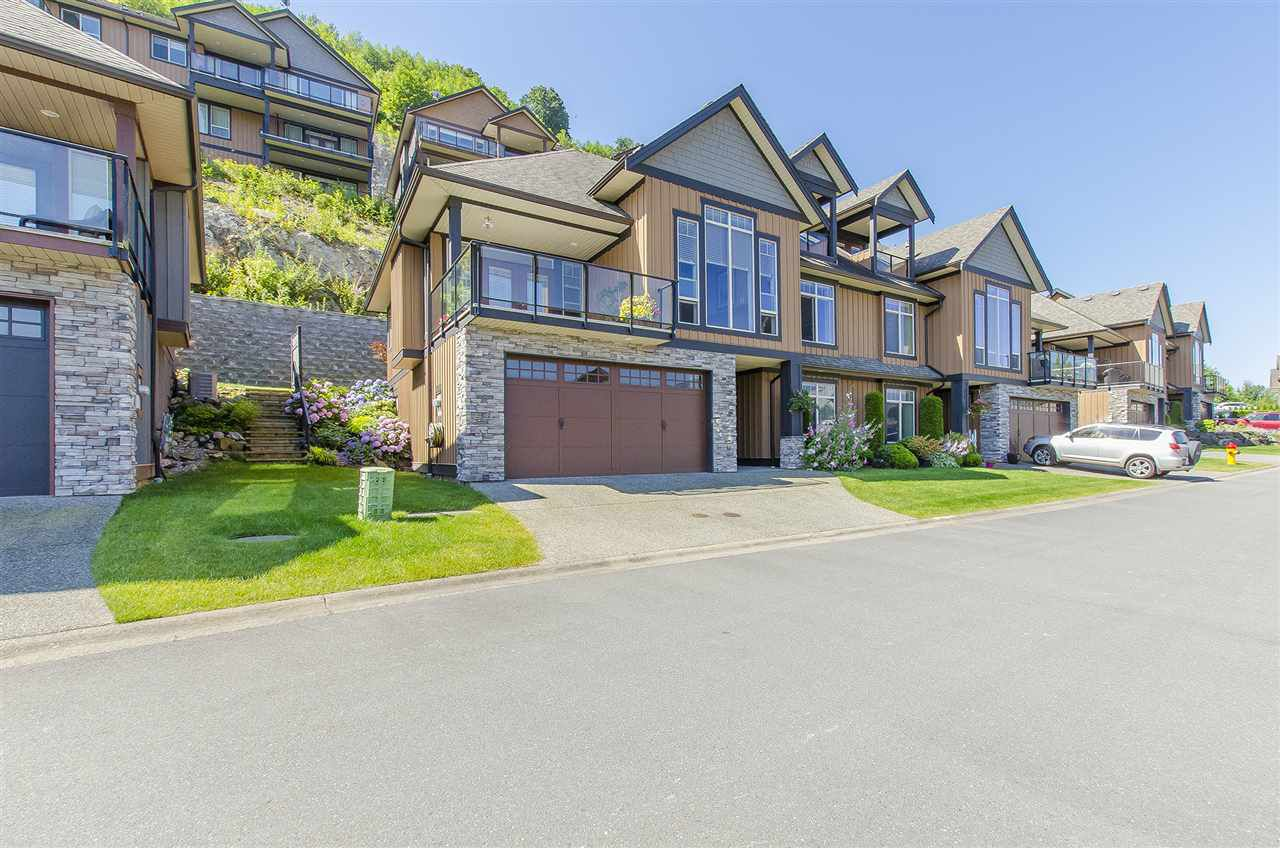 Main Photo: 7 43540 ALAMEDA DRIVE in Chilliwack: Chilliwack Mountain Townhouse for sale : MLS®# R2084858