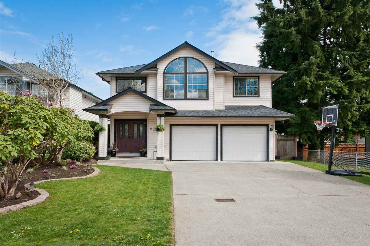 Main Photo: 871 HERRMANN STREET in Coquitlam: Meadow Brook House for sale : MLS®# R2146530
