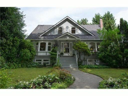 Main Photo: 2405 W 14 Street in Vancouver: Kitsilano House for sale (Vancouver West)  : MLS®# v1092774