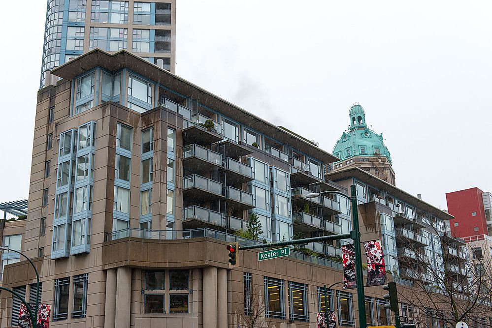 "Main Photo: 508 555 ABBOTT Street in Vancouver: Downtown VW Condo for sale in ""PARIS PLACE"" (Vancouver West)  : MLS®# V985297"